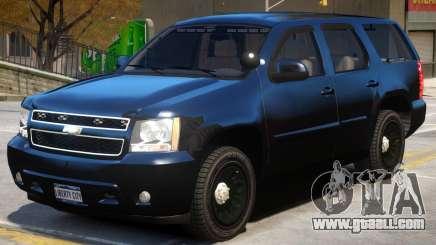 Chevrolet Tahoe ELS for GTA 4