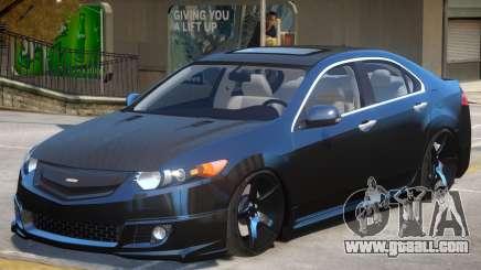 Acura TSX V1 for GTA 4