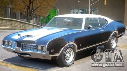 Oldsmobile Cutlass V1 PJ for GTA 4