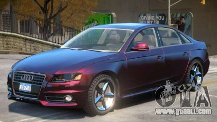 Audi A4 V1 for GTA 4