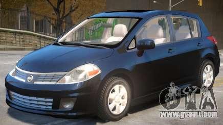 Nissan Versa V1 for GTA 4