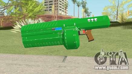 Unholy Hellbringer (GTA Online) V2 for GTA San Andreas