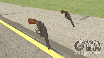 SW Model 10 Revolver (Insurgency) for GTA San Andreas
