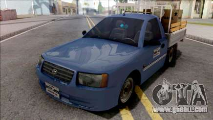 Hyundai Accent Pick Up for GTA San Andreas