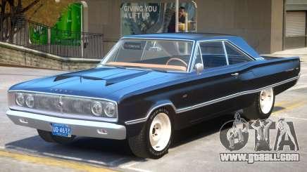 1967 Dodge Coronet for GTA 4