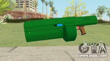 Unholy Hellbringer (GTA Online) V1 for GTA San Andreas