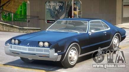 1966 Oldsmobile Toronado for GTA 4