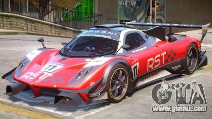 Pagani Zonda R PJ6 for GTA 4