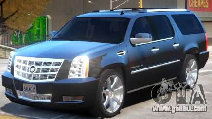 Cadillac Escalade V1 for GTA 4