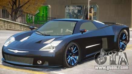 Chrysler ME Four-Twelve V1 for GTA 4