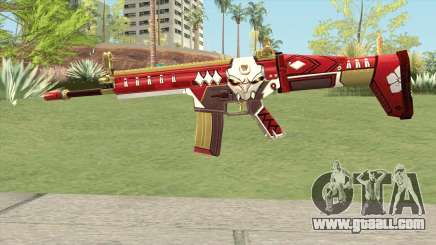 SCAR (Blood Moon) for GTA San Andreas