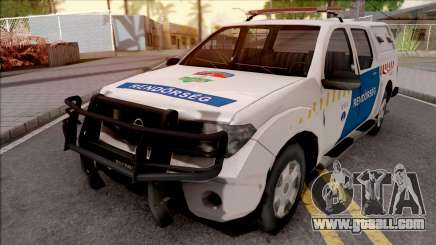 Nissan Frontier Rendorseg for GTA San Andreas