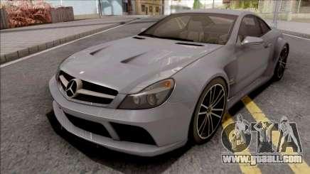 Mercedes-Benz SL65 AMG 2012 for GTA San Andreas