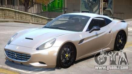 Ferrari California V1.1 for GTA 4