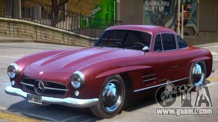 1954 Mercedes Benz 300SL for GTA 4