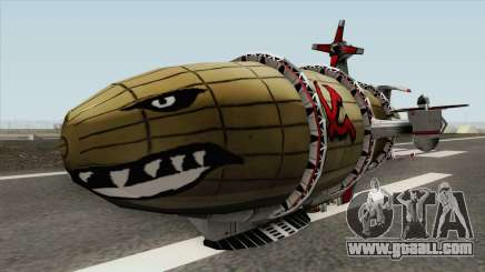 Kirov Airship (Red Alert 3) for GTA San Andreas