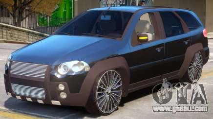 Fiat Palio V1 for GTA 4
