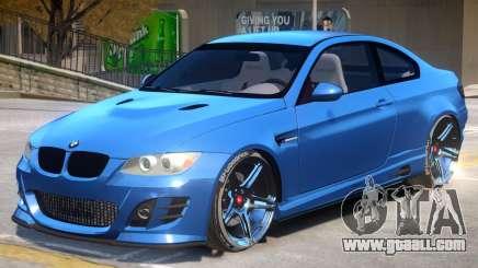 BMW M3 V1 for GTA 4