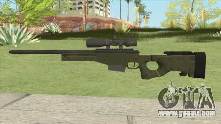 AWP (Warface) for GTA San Andreas