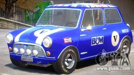 Mini Cooper V1 PJ5 for GTA 4