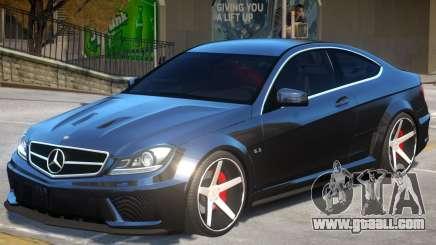 Mercedes Benz CV3 AMG for GTA 4