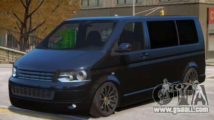 Volkswagen Transporter V1 for GTA 4