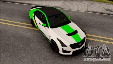 Cadillac CTS-V Kotow Drive for GTA San Andreas