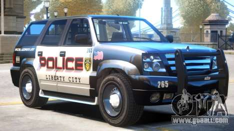 Albany Cavalcade Police for GTA 4