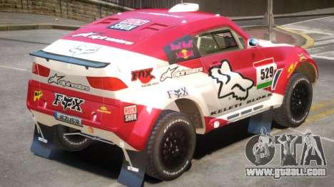 Mitsubishi Montero V1 PJ1 for GTA 4