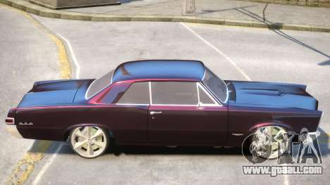 1983 Pontiac GTO V1 for GTA 4