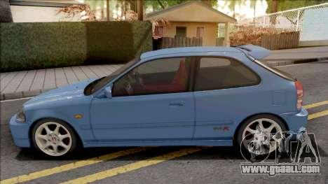 Honda Civic Type R 2000 for GTA San Andreas
