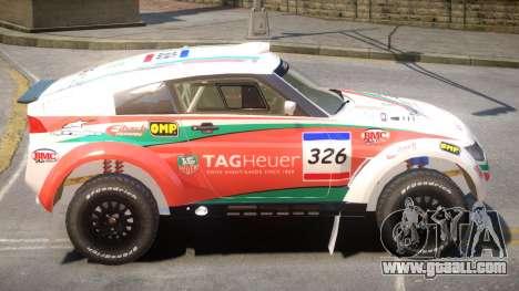 Mitsubishi Montero V1 PJ5 for GTA 4