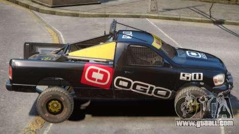 Dodge Power Wagon Baja V1 PJ6 for GTA 4