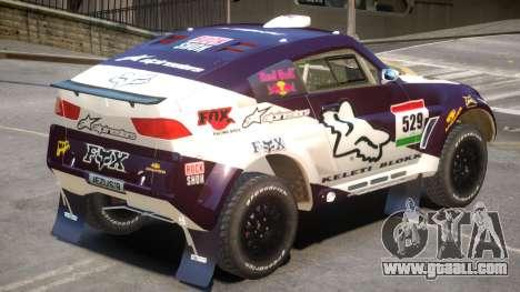 Mitsubishi Montero V1 PJ2 for GTA 4