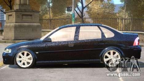 Chevrolet Vectra V1 for GTA 4