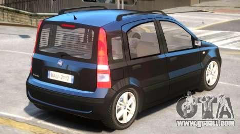 Fiat Panda V1 for GTA 4