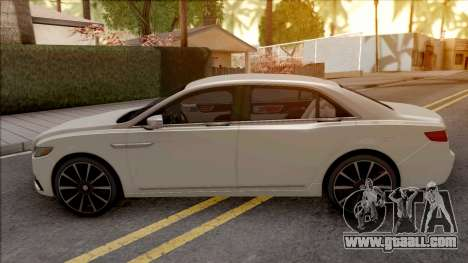 Lincoln Continental for GTA San Andreas