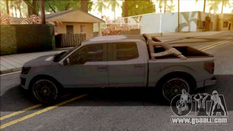 Ford Explorer Sport Trac 2016 for GTA San Andreas