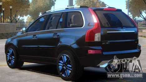 Volvo XC90 V1 for GTA 4