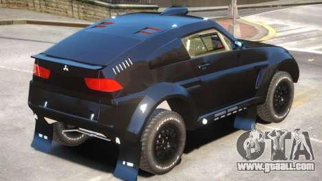 Mitsubishi Montero V1 for GTA 4