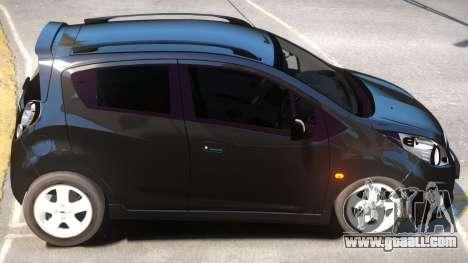 Chevrolet Spark V1 for GTA 4