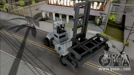 GTA V HVY Dock Handler for GTA San Andreas
