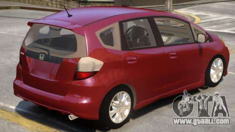 Honda Fit V1 for GTA 4