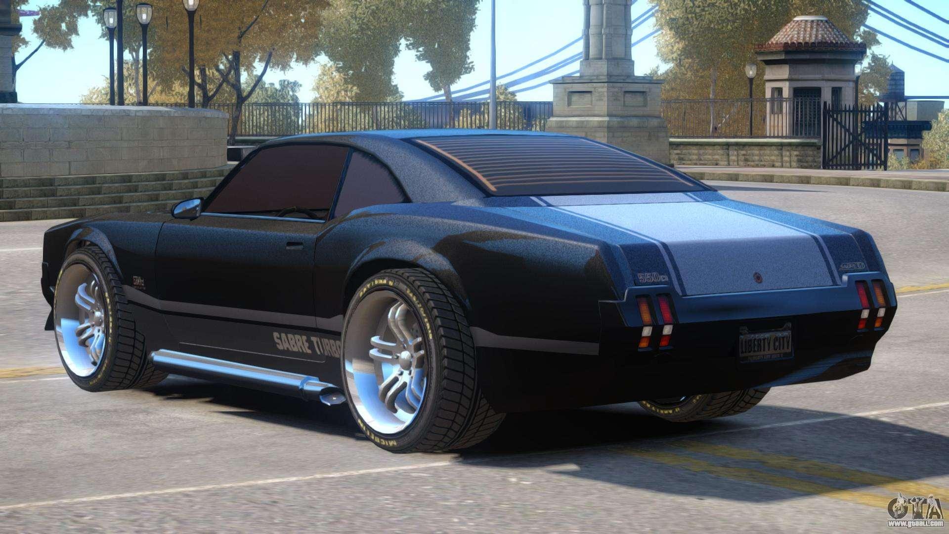Declasse Sabre GT Tuning For GTA 4