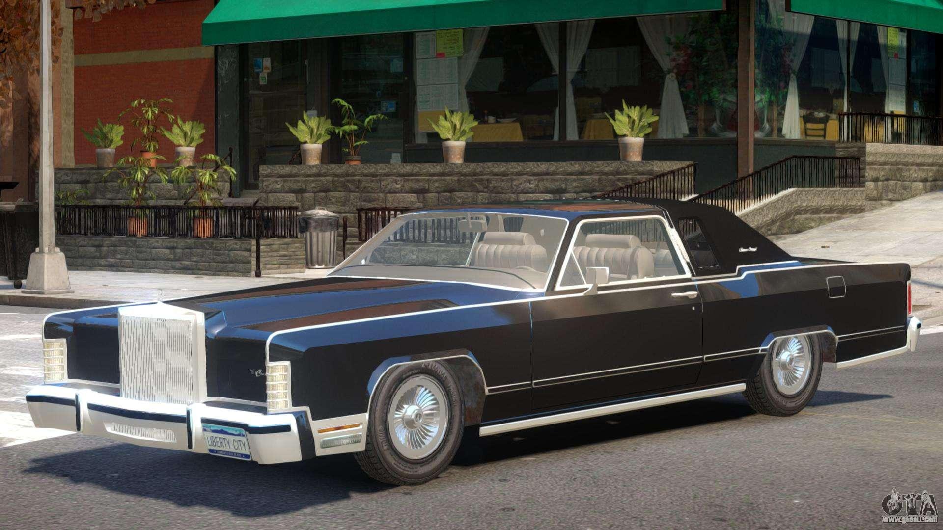 "1979 Lincoln Continental Mark IV 11 X 14/"" Photo Print"