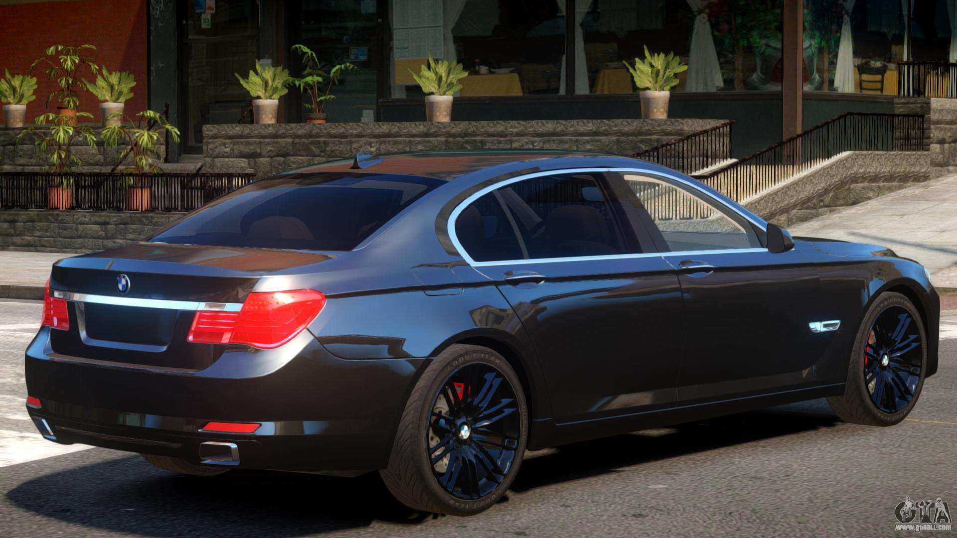 BMW 750Li Y10 For GTA 4