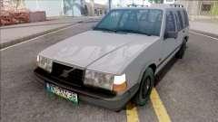 Volvo 945 Kombi for GTA San Andreas