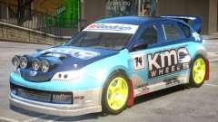 Subaru Impreza Drift V1 PJ3 for GTA 4