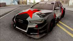 Audi RS6 2015 DTM Gumball 3000 for GTA San Andreas