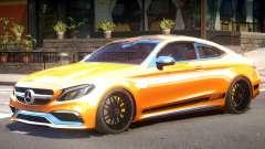 Mercedes Benz C63S V1 for GTA 4